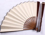 BY007 Hmay Blank Fan (33.3cm)