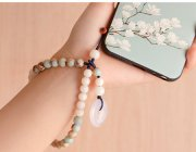 SS003 Chinese Style Phone Chain