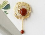 SS027 Chinese Style Phone Cover with Pendants