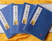 HH161 Reference Book - Jie Zi Yuan Album 4 books / set